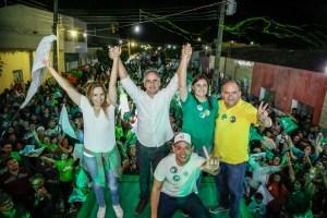"""""""Proteger as divisas é garantir mais segurança"""", diz Lucélio em Caravana da Esperança"""
