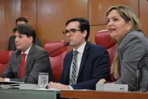 Lucas vota favorável ao PL que garante gratificação aos Agentes Comunitários de Saúde