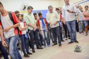 PMJP investe meio milhão de reais e entrega kits com nova tecnologia para ensino da robótica nas escolas da Capital