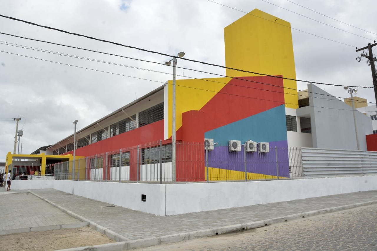 Prestes a ser entregue, PMJP inicia pré-matrícula de nova escola no Parque do Sol