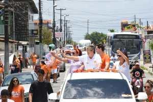 João comanda Caravana do Trabalho na Zona Norte de João Pessoa neste sábado