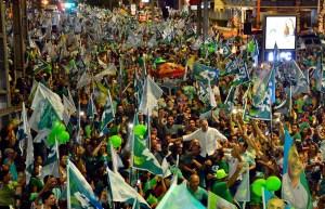 """""""Nossa vitória marcará o início de uma mudança na história da Paraíba"""", afirmou Lucélio"""