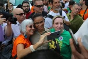 Marina Silva cumpre agenda em João Pessoa e concede coletiva nesta segunda-feira; veja a programação