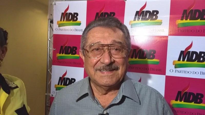 BASTIDORES: Disputa interna no MDB pode levar Maranhão à Presidência do Senado