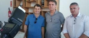 """Romero surpreende e anuncia apoio a Bolsonaro: """"CG terá acesso livre ao Palácio do Planalto"""""""