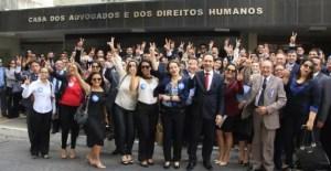 Sheyner Asfóra mostra força ao registrar chapa para concorrer a presidência da OAB-PB