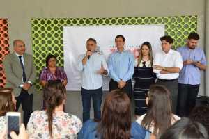 PMJP inicia construção do complexo educacional CEI em Mangabeira e entrega ampliação do Capsi Cirandar