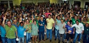 Presidente do PV afirma que Lucélio leva para a Paraíba o modelo que foi escolhido duas vezes na Capital após oito anos de PSB