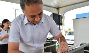 PMJP autoriza reforma de praça em Mangabeira e gestão soma 11 equipamentos de lazer em obras