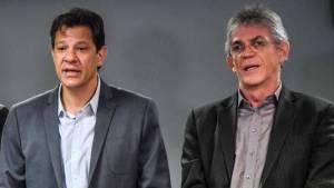 TSE abre investigação sobre suposto apoio irregular do governo da Paraíba a Haddad