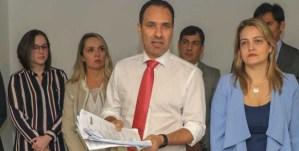 R$ 7 milhões: Sheyner Asfóra diz que vai abrir caixa-preta e acabar com mordomias na OAB