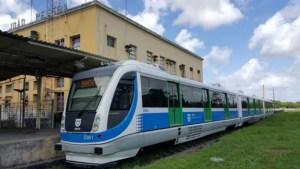 VLT que seria emprestado a Brasília permanece em JP, diz Superintendência de Trens Urbanos da capital