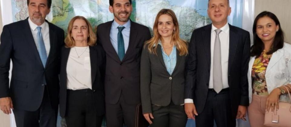 Daniella Ribeiro é escolhida para liderança do Progressistas no Senado