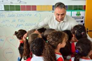 Luciano Cartaxo entrega ampliação de creche no Altiplano e garante ensino de qualidade a mais crianças