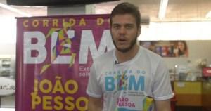Corrida do Bem acontece neste domingo em João Pessoa e deve arrecadar R$ 175 mil para o Hospital Laureano