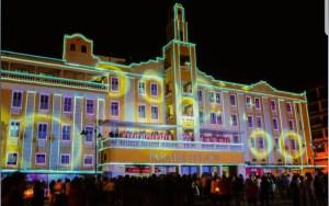 Gervásio Maia inaugura iluminação natalina do Centro Administrativo da Assembleia