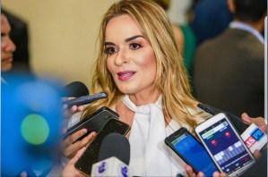 """Daniella sobre eleição no Senado: """"O Progressistas vai decidir em reunião no final de janeiro"""""""