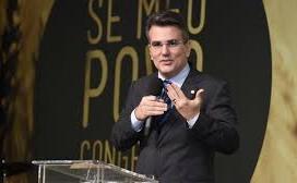 Sérgio Queiroz explica missão na Secretaria dos Direitos Humanos em mensagem aos membros da Cidade vida