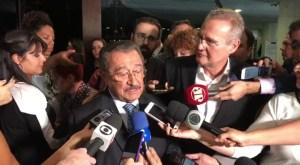 Senador José Maranhão diz que MDB terá candidato único à Presidência do Senado