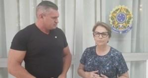 Vídeo: Após visita à PB, ministra da Agricultura diz que vai atender, imediatamente, pleitos do Estado