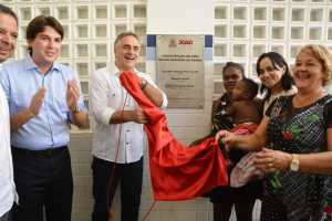 Luciano Cartaxo entrega 86ª creche de João Pessoa e leva Educação Infantil para moradores da Penha