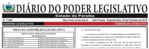 DPL traz exonerações, extinção de comissões e devolução de servidores a outros poderes