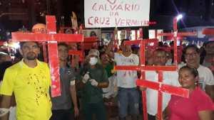 Escândalo da Cruz Vermelha vira tema de bloco carnavalesco na quarta-feira de fogo