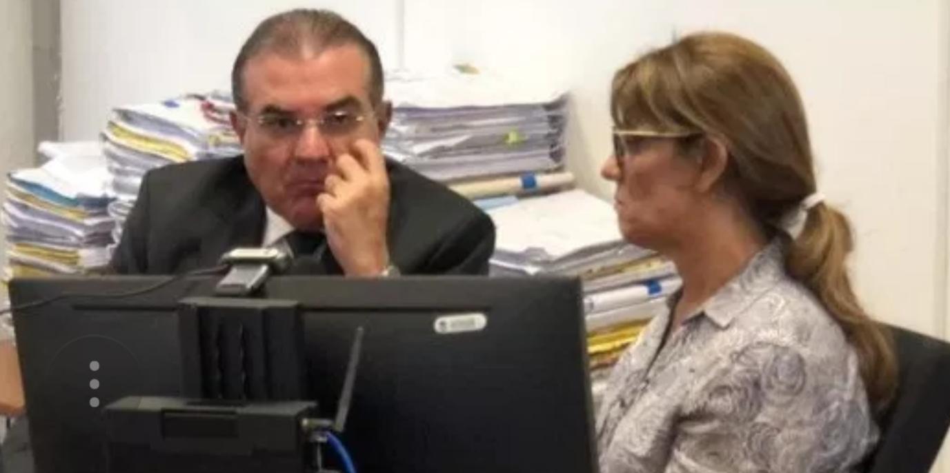 Durante audiência de custódia, desembargador decreta nova prisão preventiva de Livânia