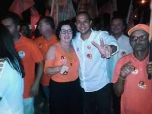 Rede Sustentabilidade rompe com Márcia Lucena e reforça bloco da oposição no Conde