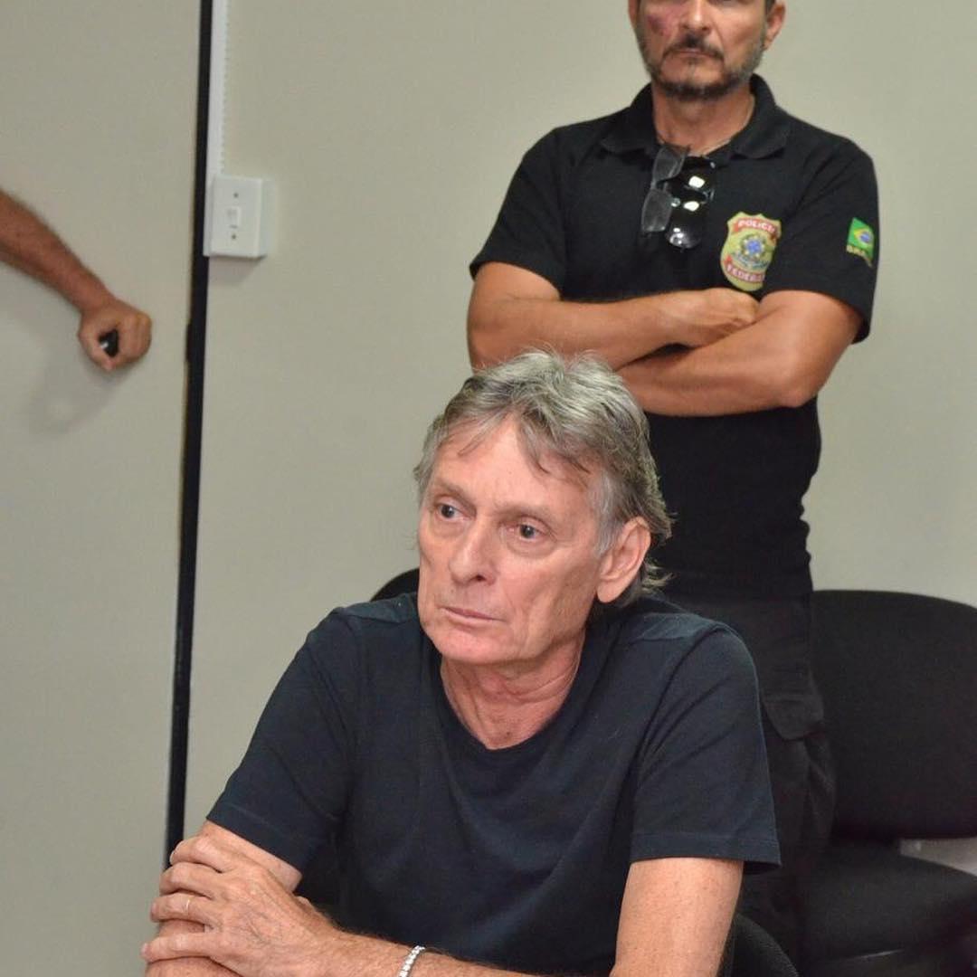 Xeque-Mate: Justiça derruba sigilo de ação que levou Roberto Santiago para cadeia; Veja o documento