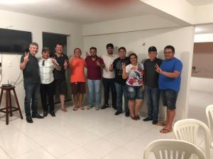 Galego Souza realiza reunião em São Bento no intuito de fortalecer trabalho da oposição no município