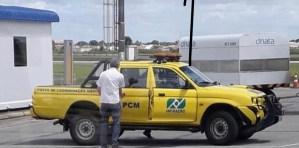 Infraero divulga nota para explicar deslocamento de Ricardo no veículo da instituição