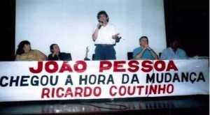 Publicação de Ricardo Coutinho nas redes sociais insinua que ele pretende disputar Prefeitura de João Pessoa em 2020