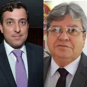BASTIDORES: João Azevêdo e Gervásio Maia se desentendem por causa de uma nomeação