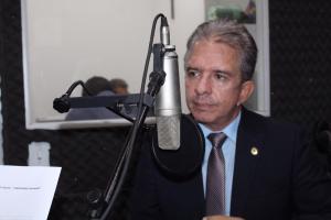 Durante programa de Rádio, Nabor fala sobre bloco G10 na ALPB