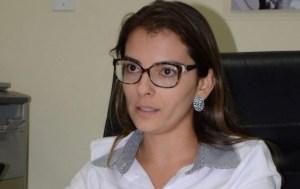 MAIS UMA BAIXA: Secretária de Finanças Amanda Rodrigues entrega cargo a João Azêvedo