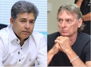 Roberto Santiago e Leto Viana são transferidos para presídio em Mangabeira