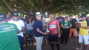 Galego Souza participa da final da 19ª Copa Jatobá, em Catolé do Rocha e ressalta importância do apoio ao esporte