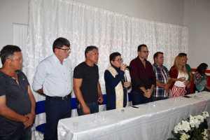 Prefeito de São José de Espinharas empossa concursados, entrega veículos e ratifica investimento em gestão