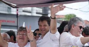 Fernando Haddad vem à Paraíba para participar de festejos juninos e de encontro com Ricardo Coutinho