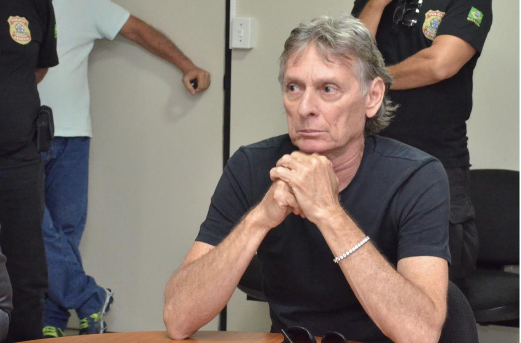 EXCLUSIVO: MPF dá parecer contra soltura do empresário Roberto Santiago