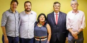 Em manifesto conjunto, Ricardo defende liberdade de imprensa e afastamento de Sérgio Moro e Deltan Dellagnol de suas funções
