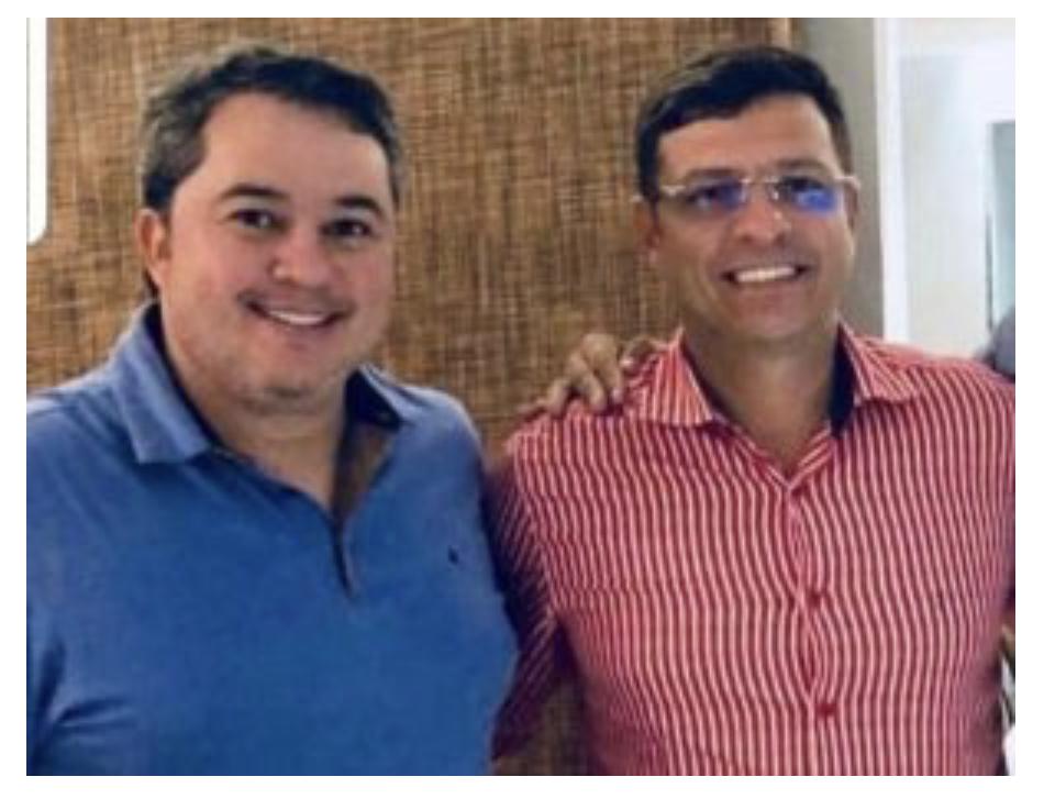 EXCLUSIVO: Vitor Hugo assume vice-presidência do Democratas durante ato de filiação neste sábado