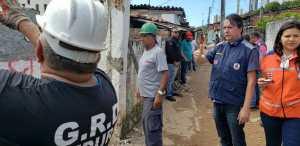 Prefeitura realiza realocação de 159 famílias do bairro São José e executa demolição de residências insalubres