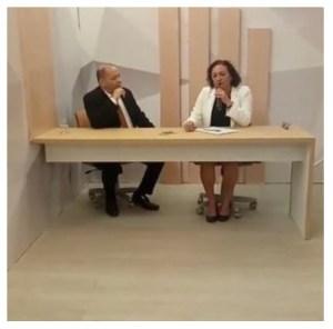 """Sandra Marrocos para João Azevêdo: """"Esse governo não é seu. Se tivesse dono, seria do companheiro Ricardo Coutinho"""""""