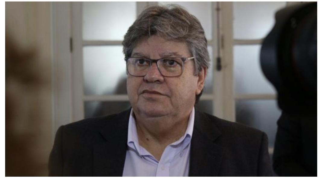 Eleições 2020: João Azevêdo quer Ricardo Coutinho na disputa pela PMJP