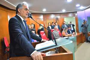 Na Câmara, Cartaxo diz que PMJP tem fôlego para fazer muito mais pela Capital