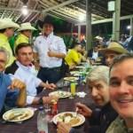 Em jantar com Bolsonaro, Efraim Filho defende rodeios e vaquejadas