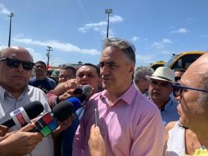 Cartaxo diz que não teme eventual candidatura de Ricardo à PMJP e acredita que aprovação da gestão municipal vai refletir na disputa eleitoral
