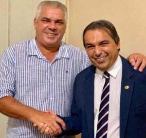 Genival Matias estende as mãos para Edvaldo Rosas e reafirma compromisso do g-11 com o governo